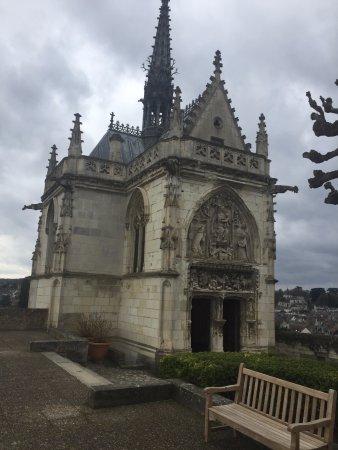 Chapel of Saint-Hubert in Château d'Amboise