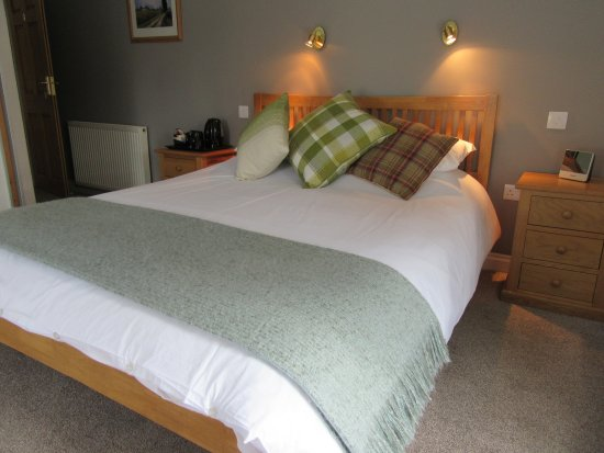 Newcastle Emlyn, UK: Double bedroom