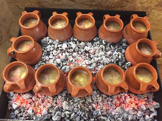 Huercal-Overa, Spain: Puchero de cocido madrileño individual a la brasa