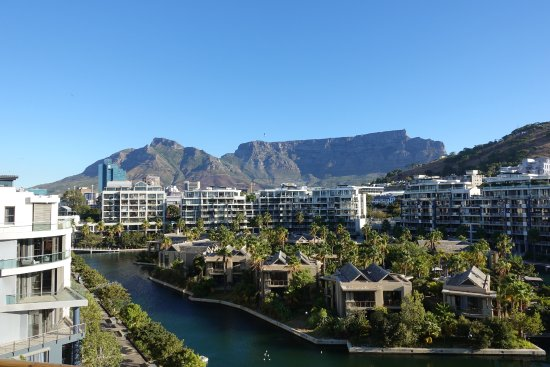 One&Only Cape Town: View from our patio.