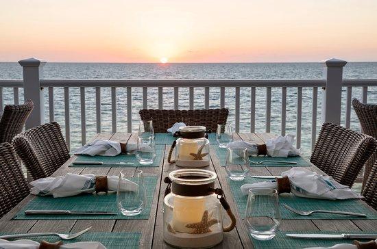 Governor's Harbour, Eleuthera: 1648 Island Restaurant