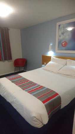 Travelodge Hickstead Hotel: Double Bed