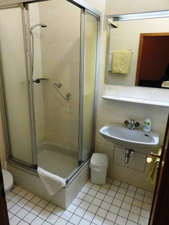 Burbach, Deutschland: Dusche