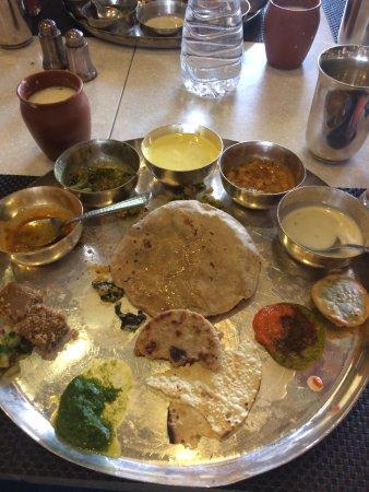 The Karnavati Club: Sarbhara Restaurant