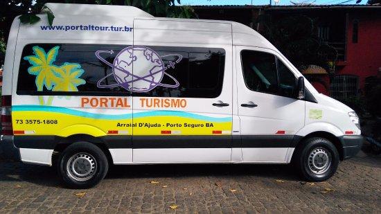 Arraial d'Ajuda, BA: Serviço transfer para grupos,ou passeios privativos para toda à região,curta momentos inesquecív