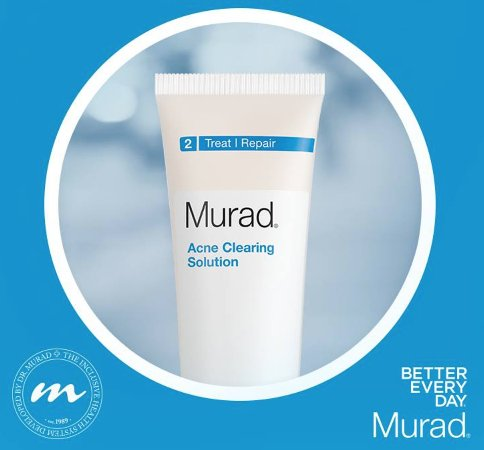 Vernon Hills, IL: You can find these Murad skincare products and more for sale at Massage Envy.