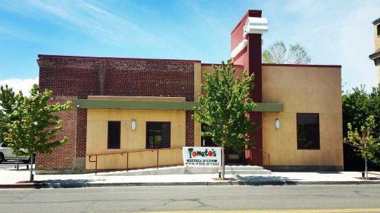 Elko, NV: Restaurant front