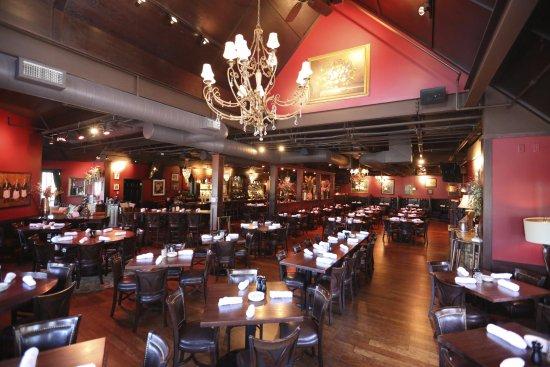 White Bear Lake, MN: Rudy's Redeye Grill