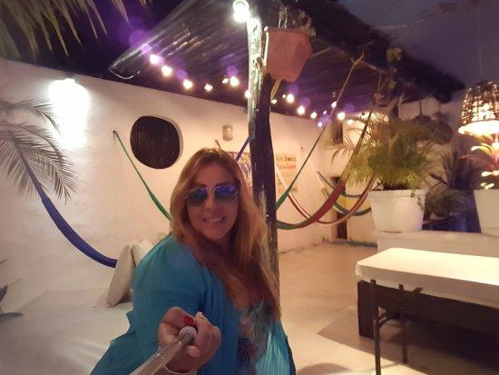 Hostelito Cozumel: 20170131_192758_large.jpg