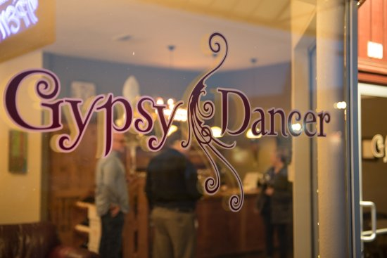 Gypsy Dancer wines