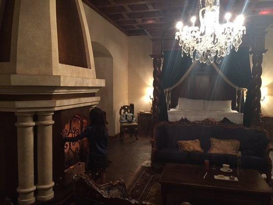 Palacio de Dona Leonor Bild