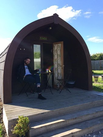 The Little Hide - Grown Up Glamping: photo1.jpg