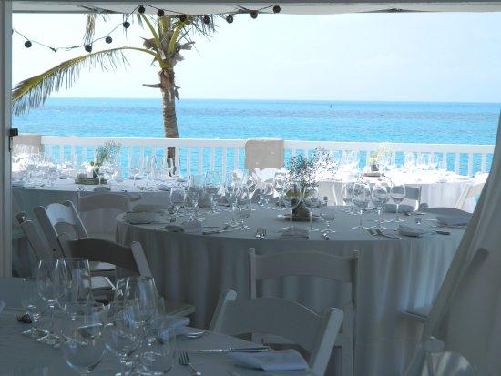 The Beach House at Blackbeard's : Great Wedding venue