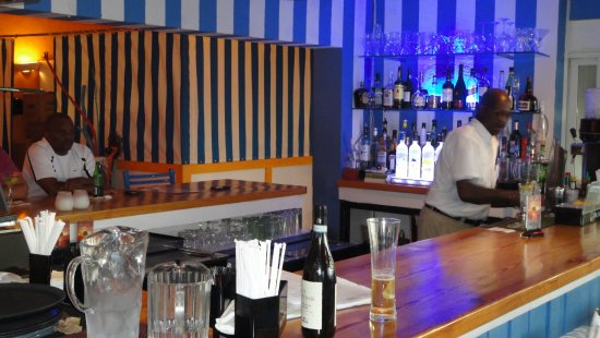 St. George's Parish, Bermuda: Beach House Bar