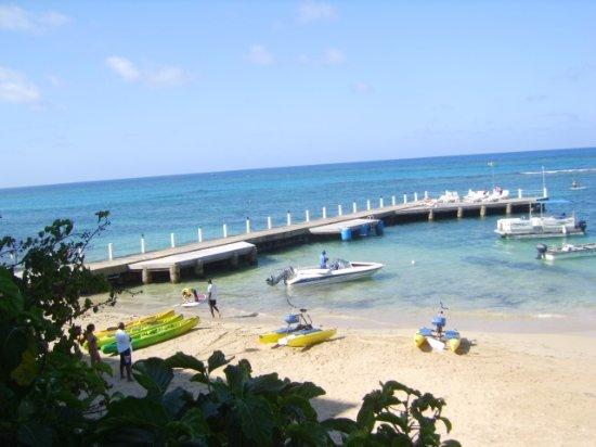 Тауер-Айл, Ямайка: Couples Tower isle beach,water sports area
