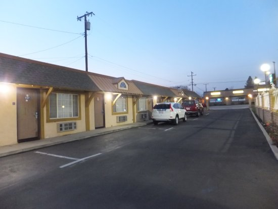 Beaumont, Californien: Rooms near the freeway