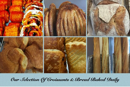 Mount Lawley, Australie : Our Selection  of Pastry and Bread Baked Daily