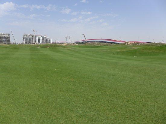 Yas Links Abu Dhabi: Ferrari World close by