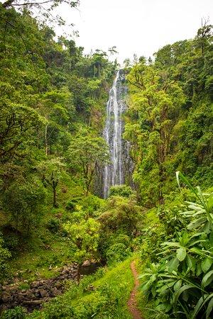 Marangu, Tanzanie : Waterfalls around