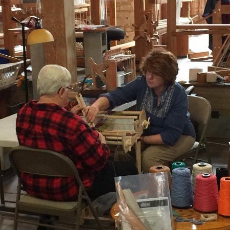 Comfort, TX: Learn to Weave and More!