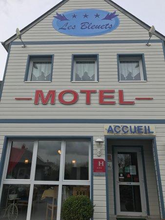 Motel Les Bleuets foto