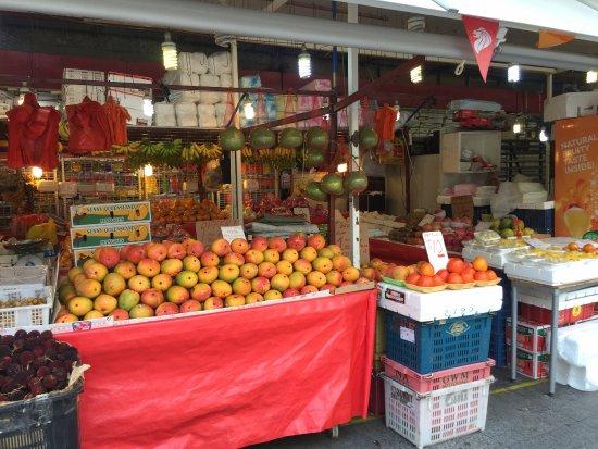 Bugis Street: 購物街里面