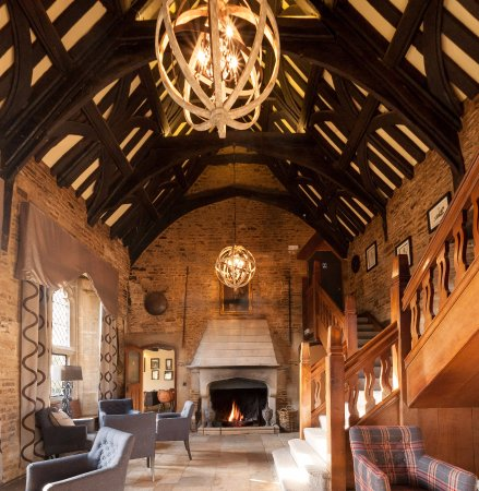 Shipton under Wychwood, UK: Grand Hall