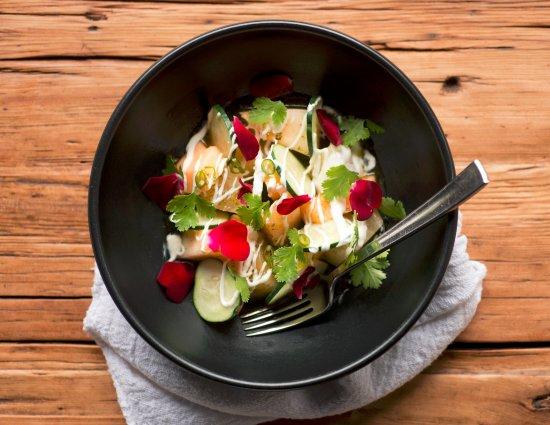Summer Melon Salad at Earth