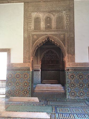 Photo of Monument / Landmark Saadian Tombs at Marrakech, Morocco