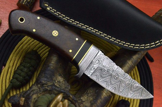 แลนดรัม, เซาท์แคโรไลนา: Damascus steel knives