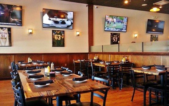 Millville, DE: Dining Area