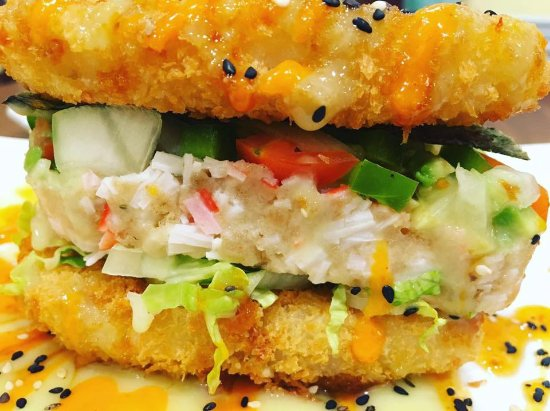 Bedford, Канада: Sushi Burger