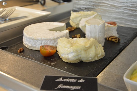 Chaponnay, Frankrike: Plateau de Fromage de votre Restaurant le 15
