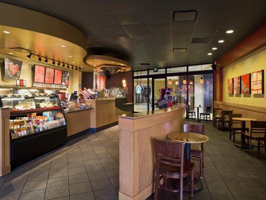Starbucks Interior - Picture of Starbucks, Niagara Falls - TripAdvisor
