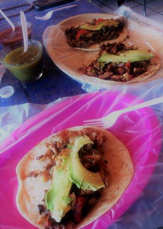 Gordo Lele's Tacos & Tortas : Meal, Tacos Pastor