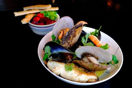 AALTO Bistro: Fish Pan