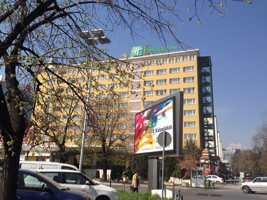 Holiday Inn - Skopje: Near Major Attractions of the City