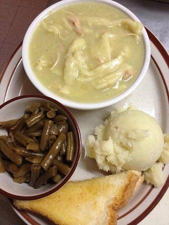 Vinita, Oklahoma: Chicken & Noodles