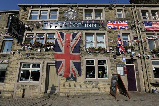 The Fleece Inn: 1940's weekend in May