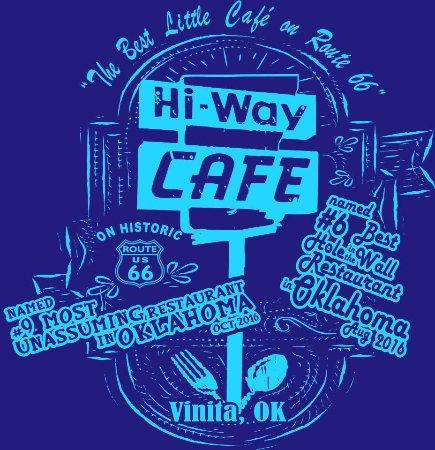 วินิตา, โอคลาโฮมา: T-Shirt logo