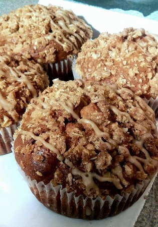Ashland City, TN: Yummy muffins and treats served here!