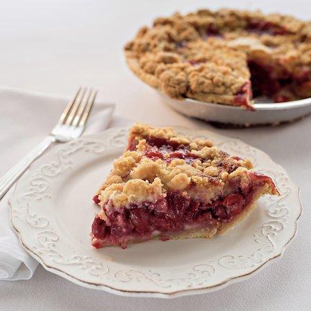 โอคิมอส, มิชิแกน: Cherry Crumb Pie