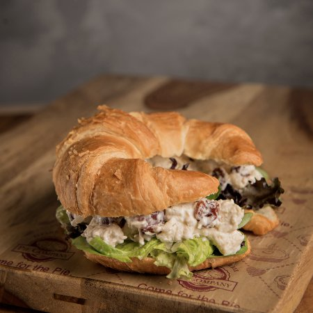 Okemos, MI: GT Chicken Salad Sandwich