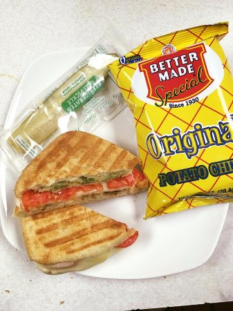 Fort Gratiot, MI: Italian Grilled Cheese