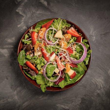 Okemos, MI: Strawberry Fields Salad