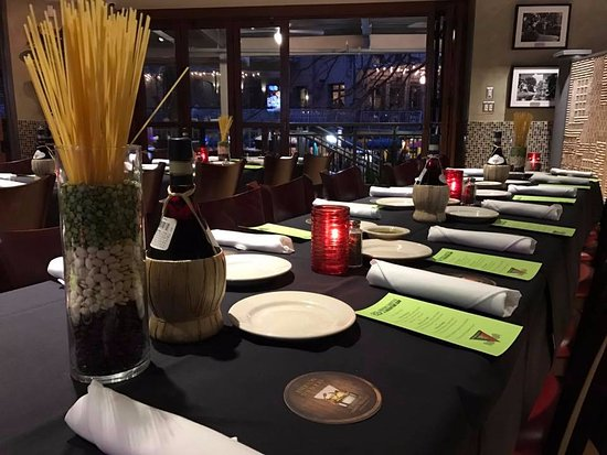 Michelino's: Plan your private event today!