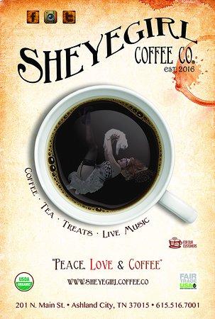 Sheyegirl Coffee Co.: Online Flyer