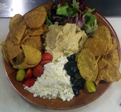 New Castle, DE: Hummus Platter