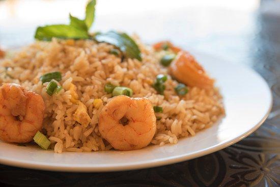 Springfield, VA: Shrimp Chaufa