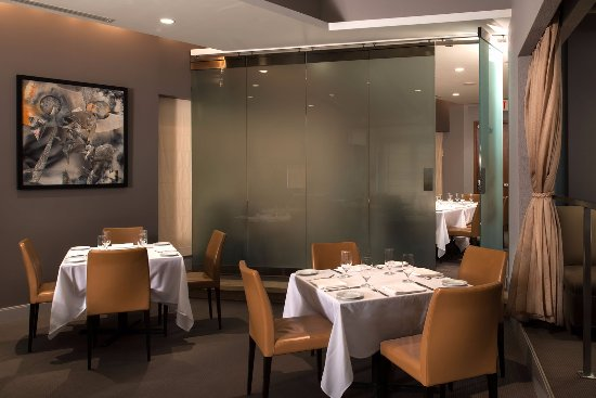Tosca Restaurant: private room